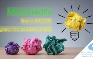 Microcredito imprenditoriale