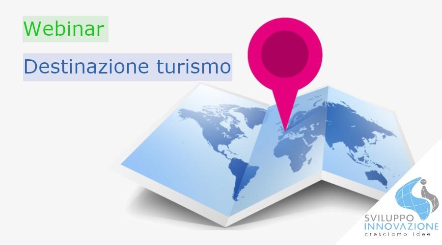 Webinar Destinazione Turismo