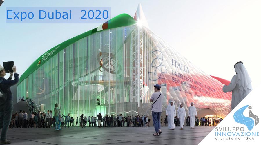 Expo Dubai 2020 Missioni imprenditoriali
